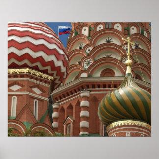 Quadrado vermelho, Federação Russa Poster