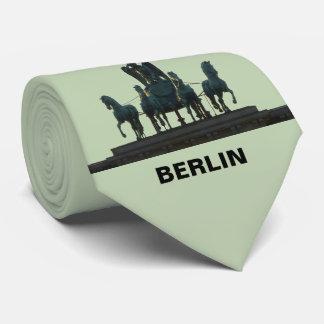 Quadriga de BERLIM na porta de Brandemburgo 2.3.T Gravata