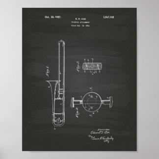 Quadro da arte da patente do acessório 1927 do pôster