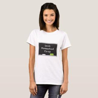 Quadro da capoeira de Homeschool Camiseta