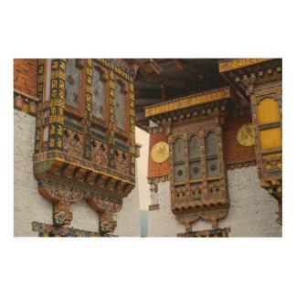 Quadro De Madeira Arquitetura de Dezong