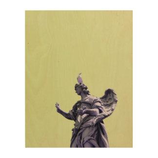 Quadro De Madeira Colora o efeito, fotografia simples filtrada,