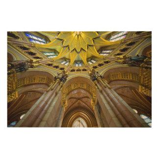 Quadro De Madeira O parlamento que constrói o detalhe interior