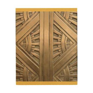 Quadro De Madeira ouro, nouveau da arte, art deco, vintage, chique,