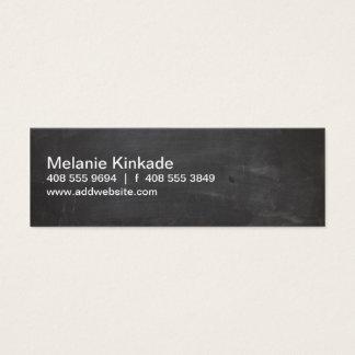 Quadro do design moderno cartão de visitas mini
