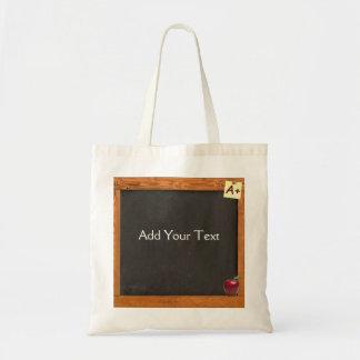 Quadro do professor bolsas para compras