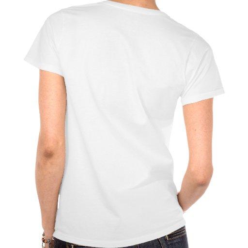 Quadro negativo do Oval do Sunburst do esmalte Tshirts