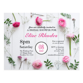 Quadro rústico dos rosas no chá de panela de cartão postal