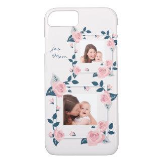 Quadros florais capa iPhone 7