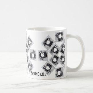 Qualquer um chama o design do telefone na caneca