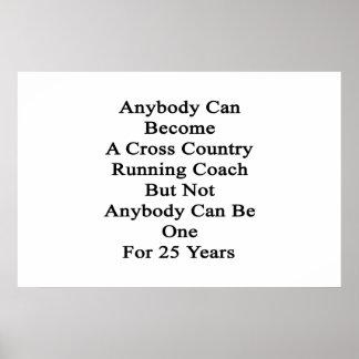Qualquer um pode transformar-se um treinador B do Poster