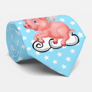 Quando os porcos voarem o laço gravata