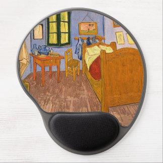 Quarto de PixDezines Van Gogh Mouse Pad De Gel