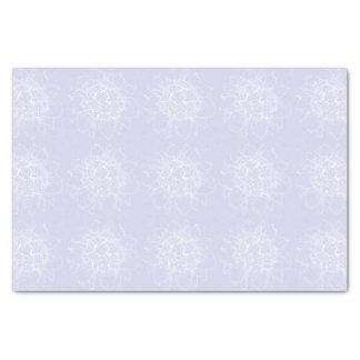 Quartzo do lenço de papel floral