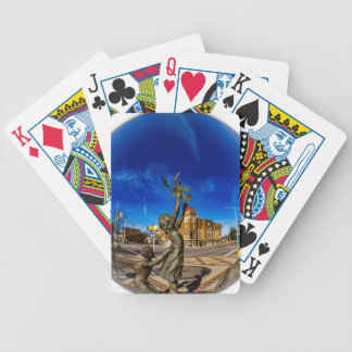 Quatro espírito jogos de baralhos
