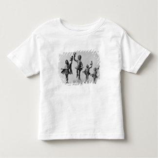 Quatro figuras do Lar Camiseta Infantil