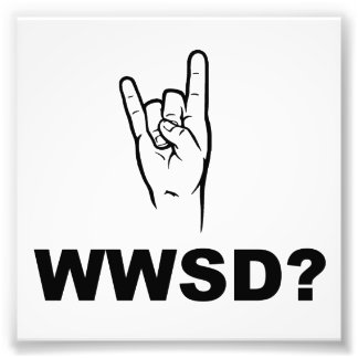 Que a satã faria WWSD