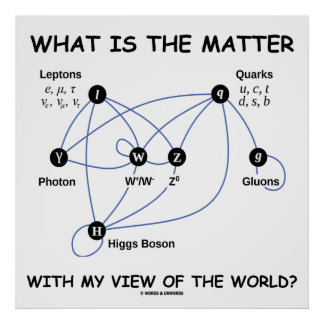 Que é a matéria com minha opinião do mundo? pôster