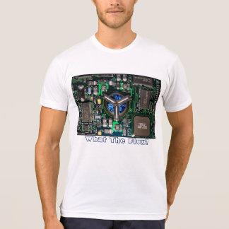 Que o fluxo? camiseta