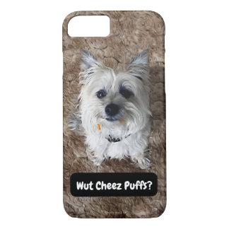 Que queijo sopra? Mal lá capa de telefone