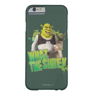 Que Shrek Capa Barely There Para iPhone 6