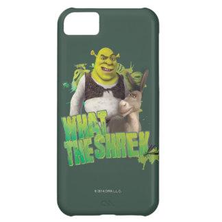 Que Shrek Capa Para iPhone 5C