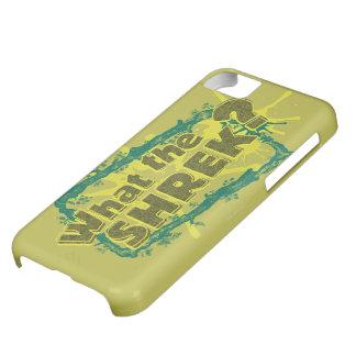 Que Shrek? Capa Para iPhone 5C