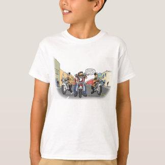 Que tipo da reunião é este de qualquer maneira? camiseta