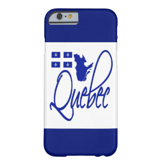 Quebeque, Canadá Capa Barely There Para iPhone 6