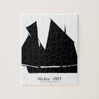 Quebra-cabeça 1885 Nickey Manx - fernandes tony