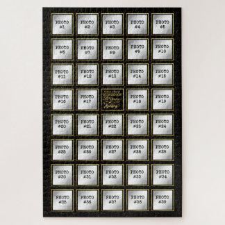 Quebra-cabeça 50 anos no fazer, foto do aniversário 39