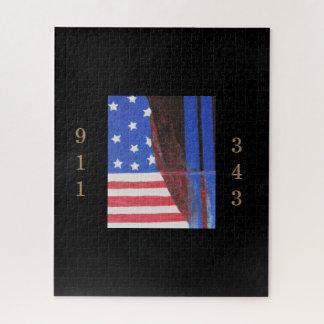 Quebra-cabeça 9-11 Commerative