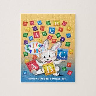 """Quebra-cabeça """"ABC"""" confunde 8x10 com caixa de presente"""