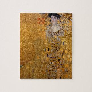 Quebra-cabeça Adele, senhora no ouro - Gustavo Klimt