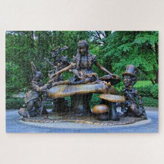 Quebra-cabeça Alice no país das maravilhas - Central Park NYC