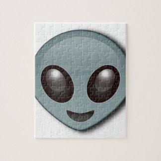 Quebra-cabeça Alienígena Eyed inseto
