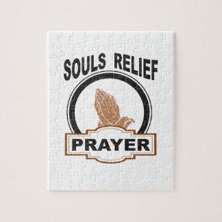 Quebra-cabeça alivio das almas