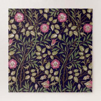 Quebra-cabeça Arte floral Nouveau do Briar doce de William