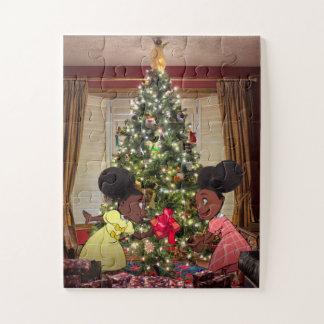 Quebra-cabeça Árvore de Natal