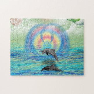 Quebra-cabeça Ascensão do golfinho