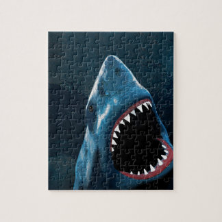 Quebra-cabeça Ataque do tubarão