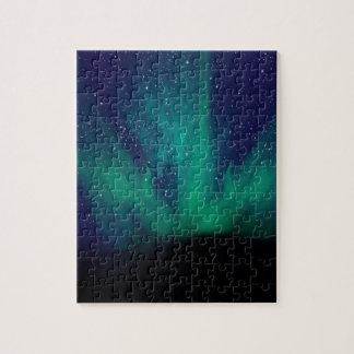 Quebra-cabeça Aurora boreal