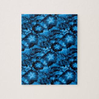 Quebra-cabeça Azul de seda…
