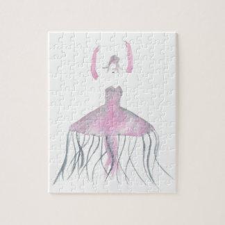 Quebra-cabeça Bailarina das medusa - Annette