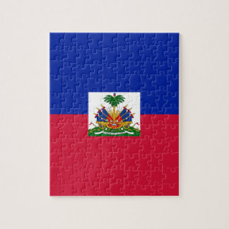 Quebra-cabeça Baixo custo! Bandeira de Haiti