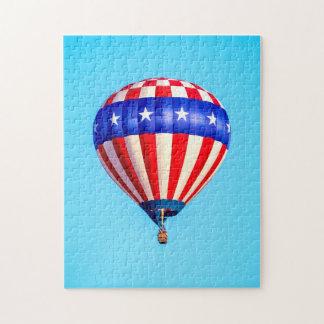 Quebra-cabeça Balão de ar quente
