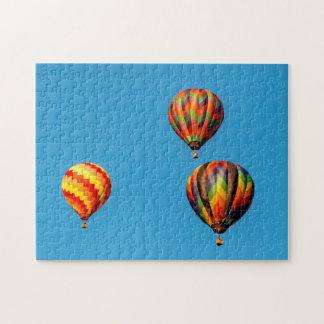 Quebra-cabeça Balões de ar quente