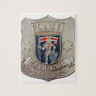 Quebra-cabeça Bamberga Polizei