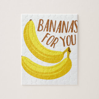 Quebra-cabeça Bananas para você