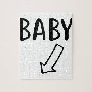 Quebra-cabeça Bebê